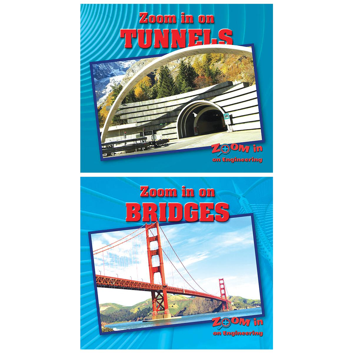 Zoom in on Bridges & Tunnels 2-Pack