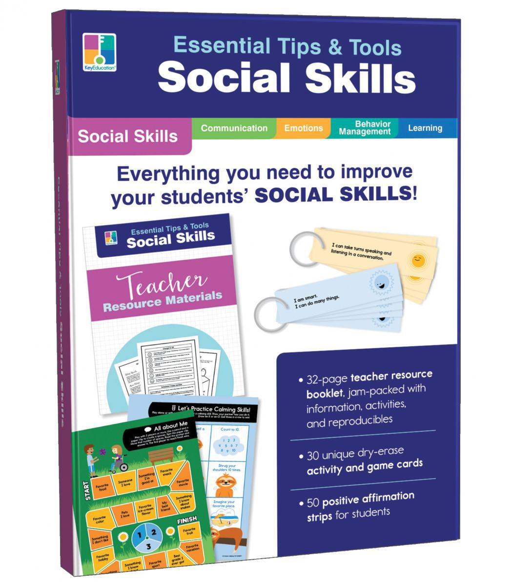 Essential Tips & Tools: Social Skills