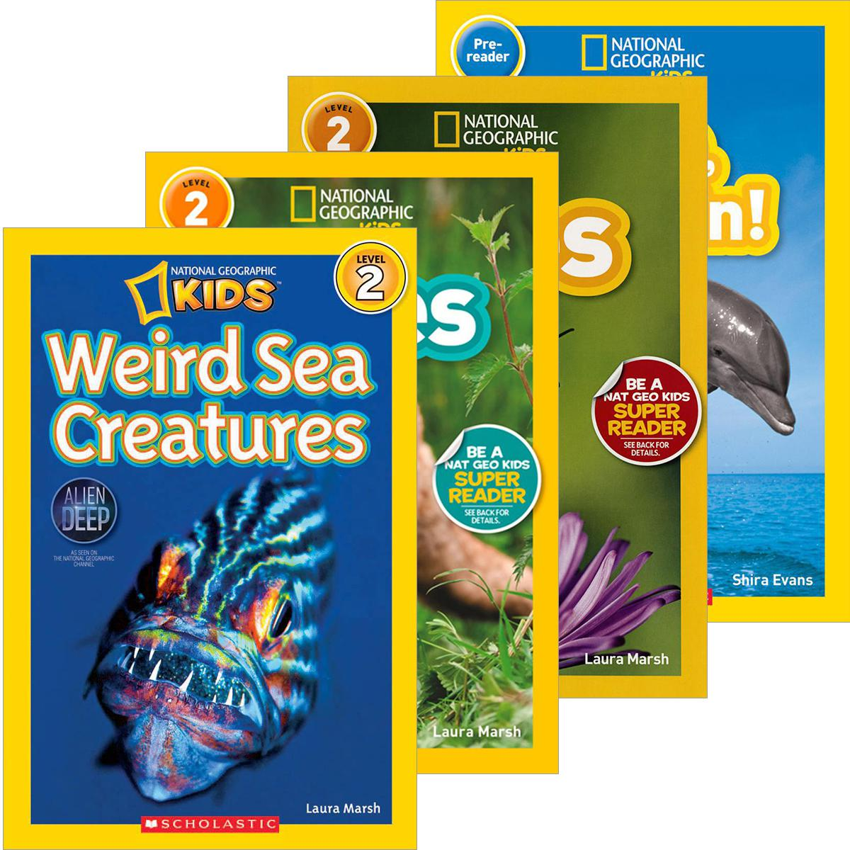 National Geographic Kids: All About Animals Pack
