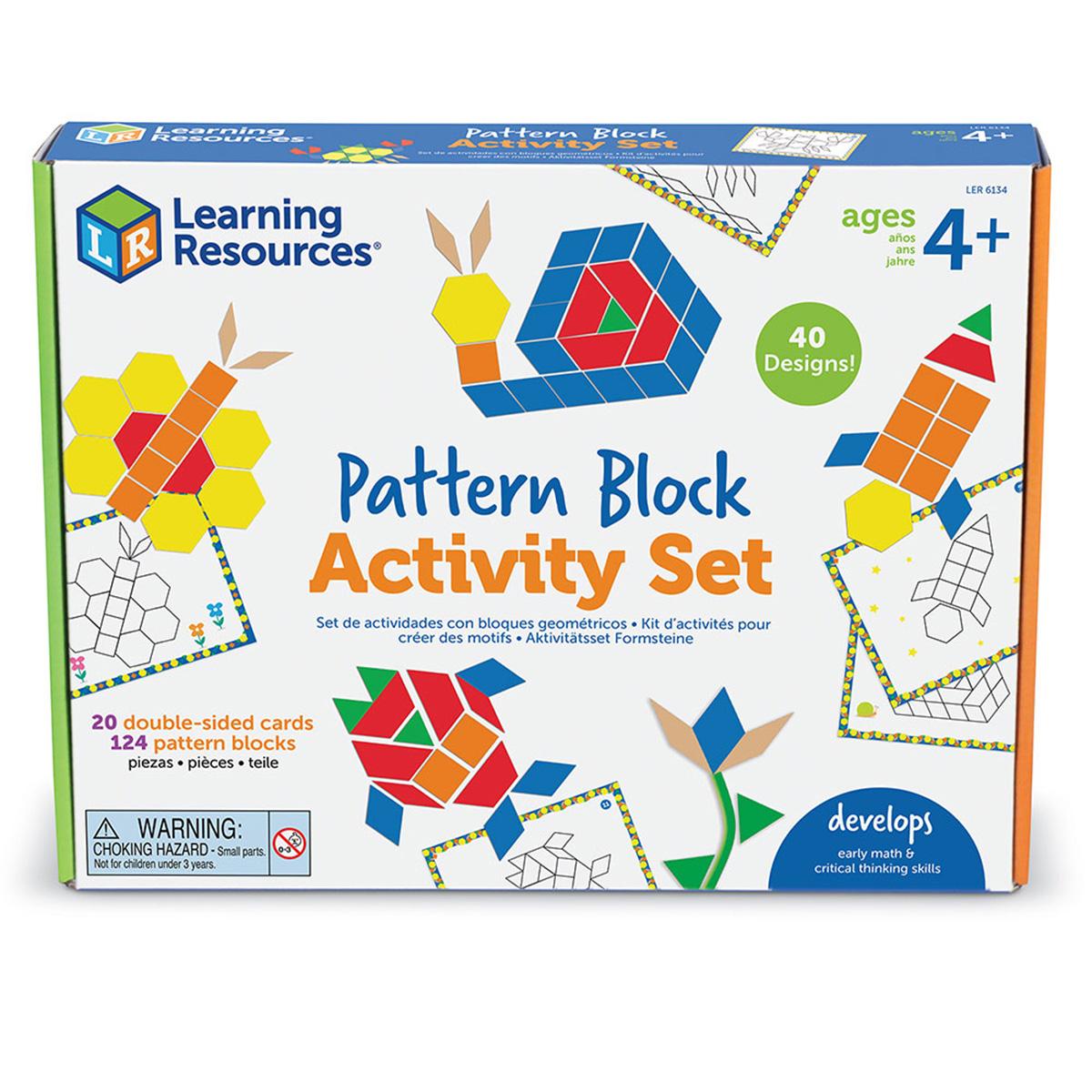 Pattern Blocks Activity Set