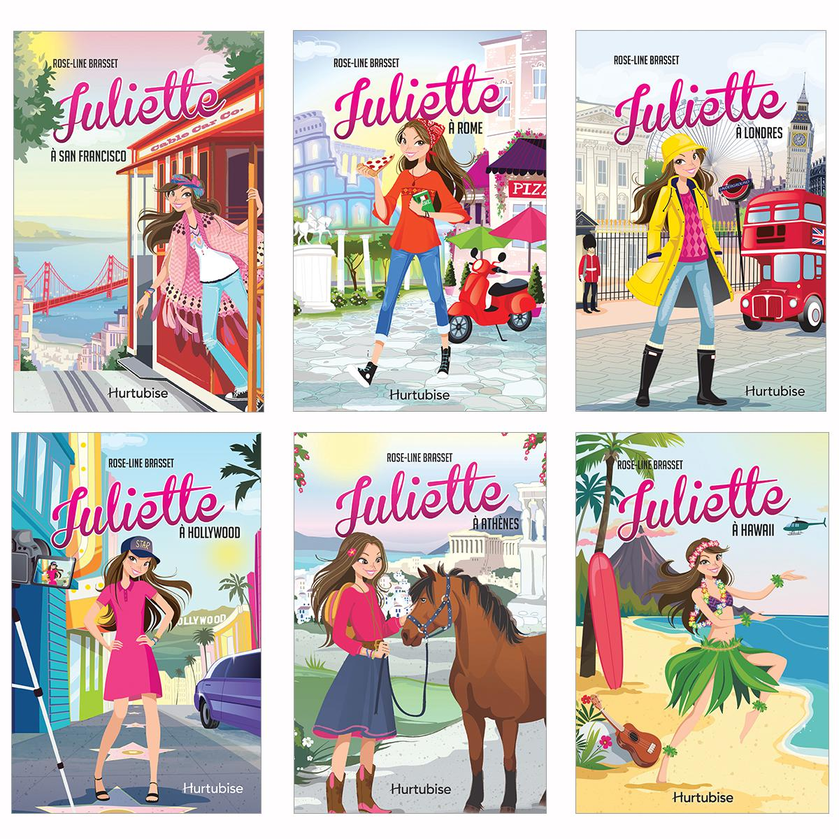 Collection Juliette