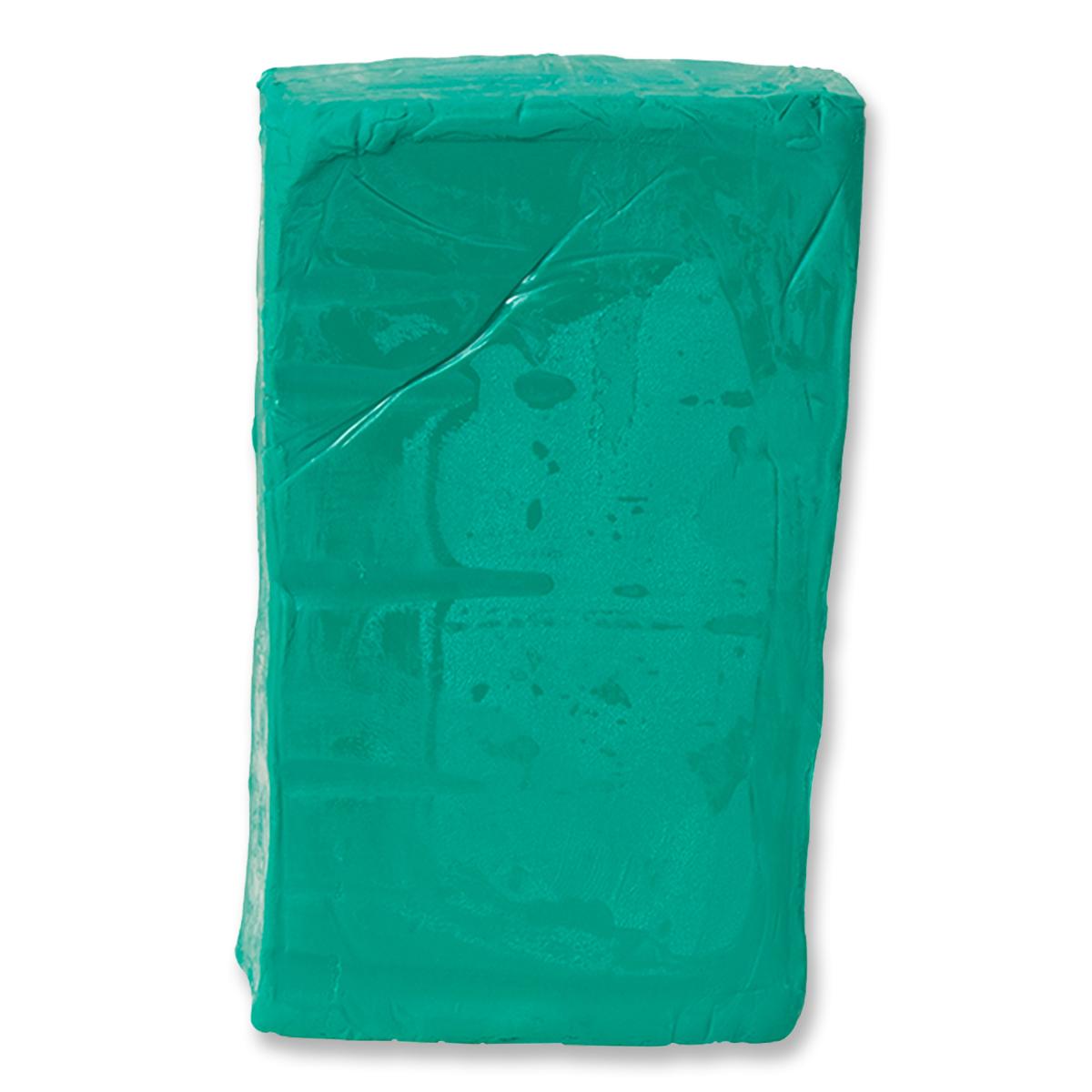 Pâte à modeler : verte