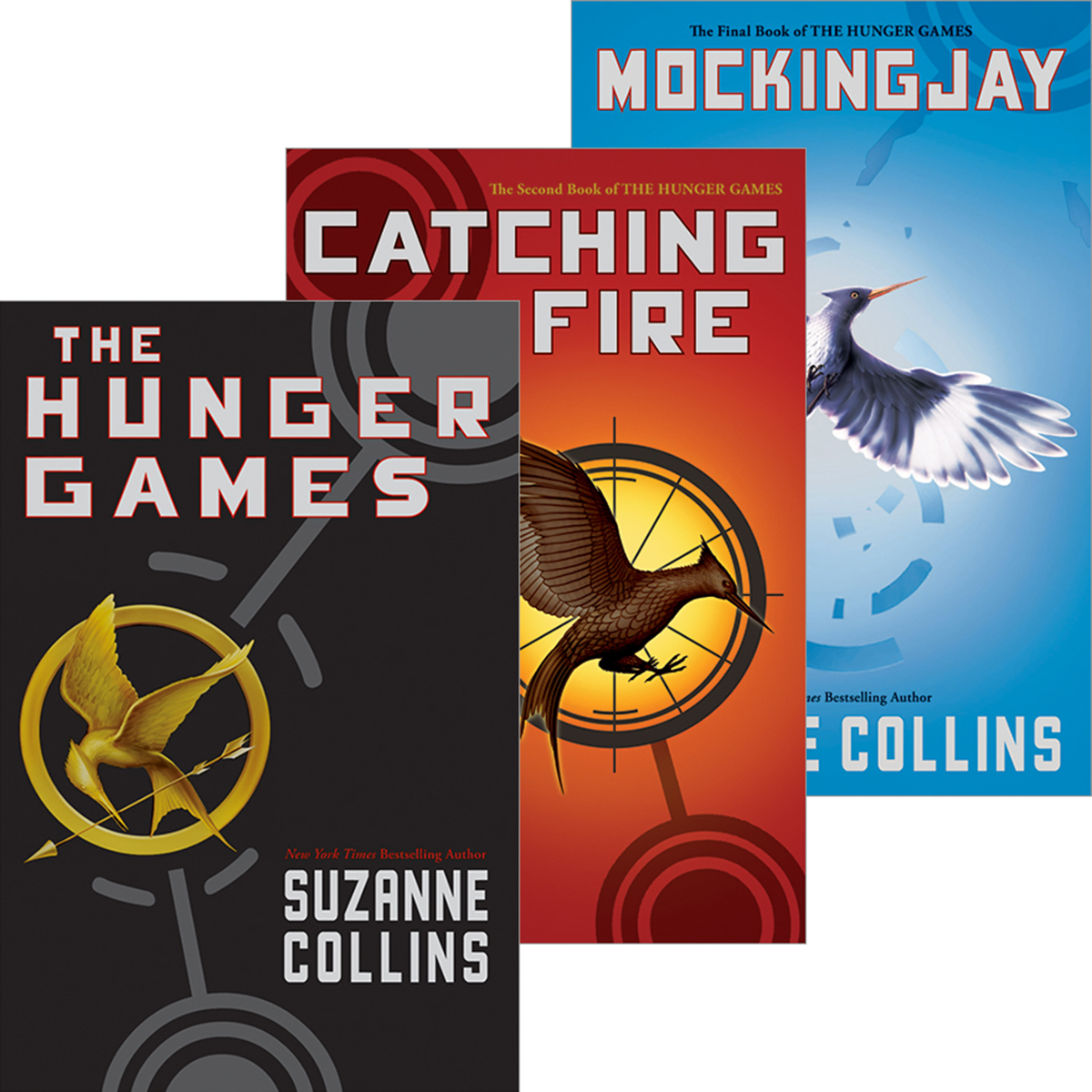The Hunger Games Pack