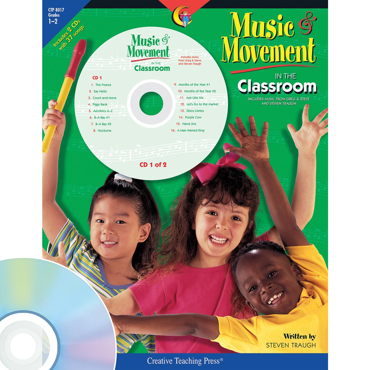 Music & Movement in the Classroom Grade 1-2