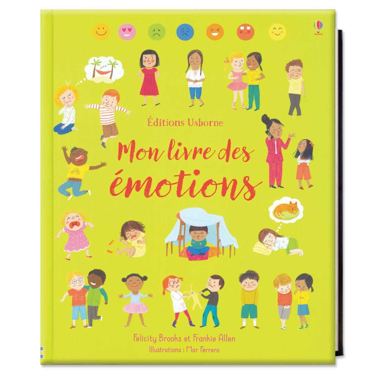 Mon livre des émotions