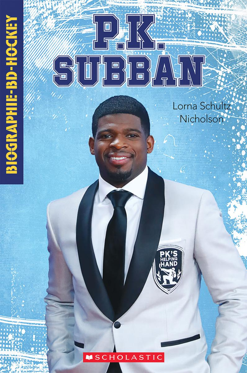 Biographie-BD-Hockey : P.K. Subban