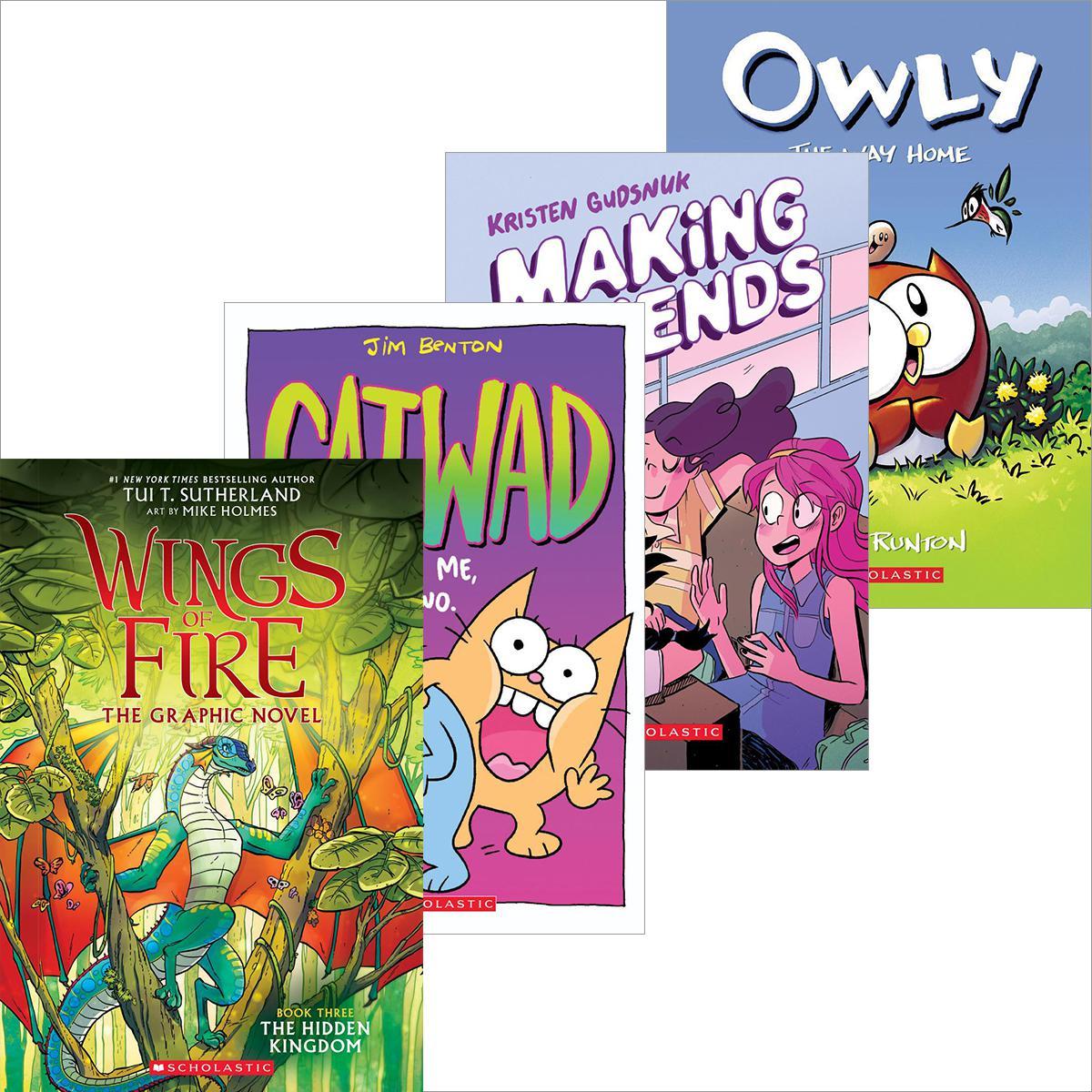 Graphic Novels Pack