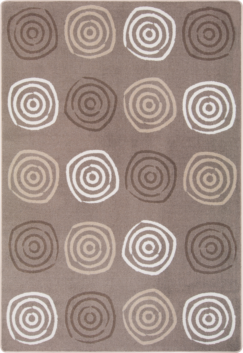 Simply Swirls® Neutral Carpet