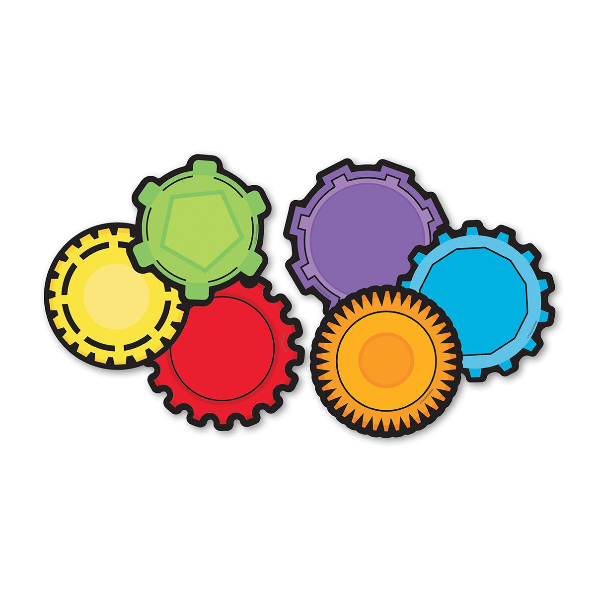 Gears Cut-Outs