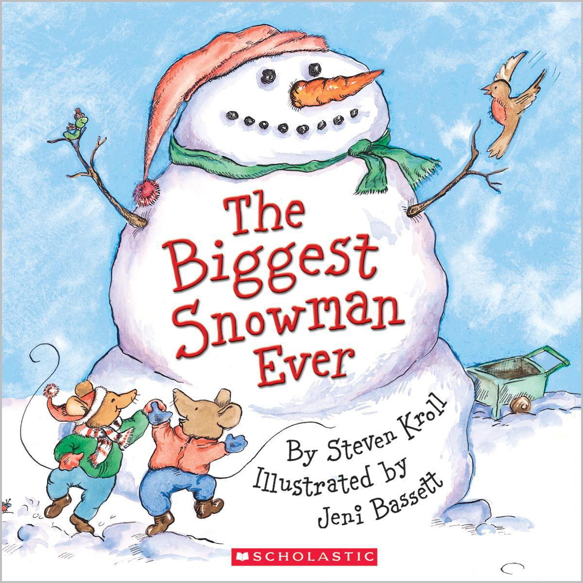 The Biggest Snowman Ever 10-Pack