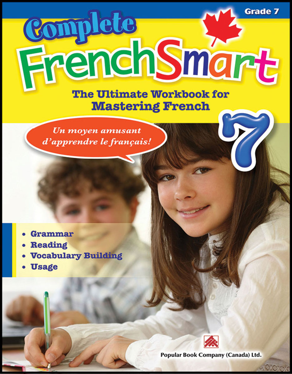 Complete FrenchSmart Grade 7