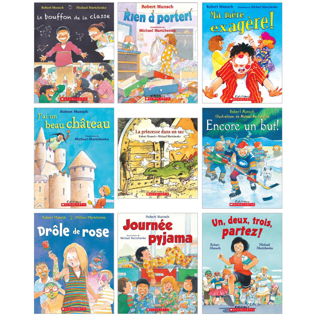 Collection Robert Munsch 2
