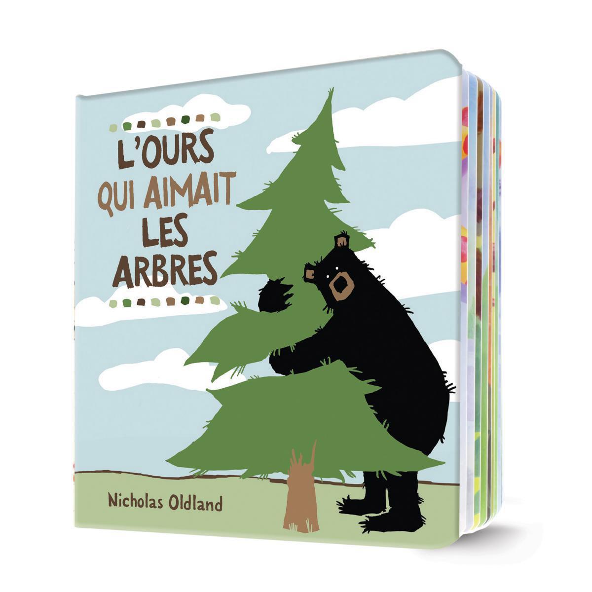 L'ours qui aimait les arbres