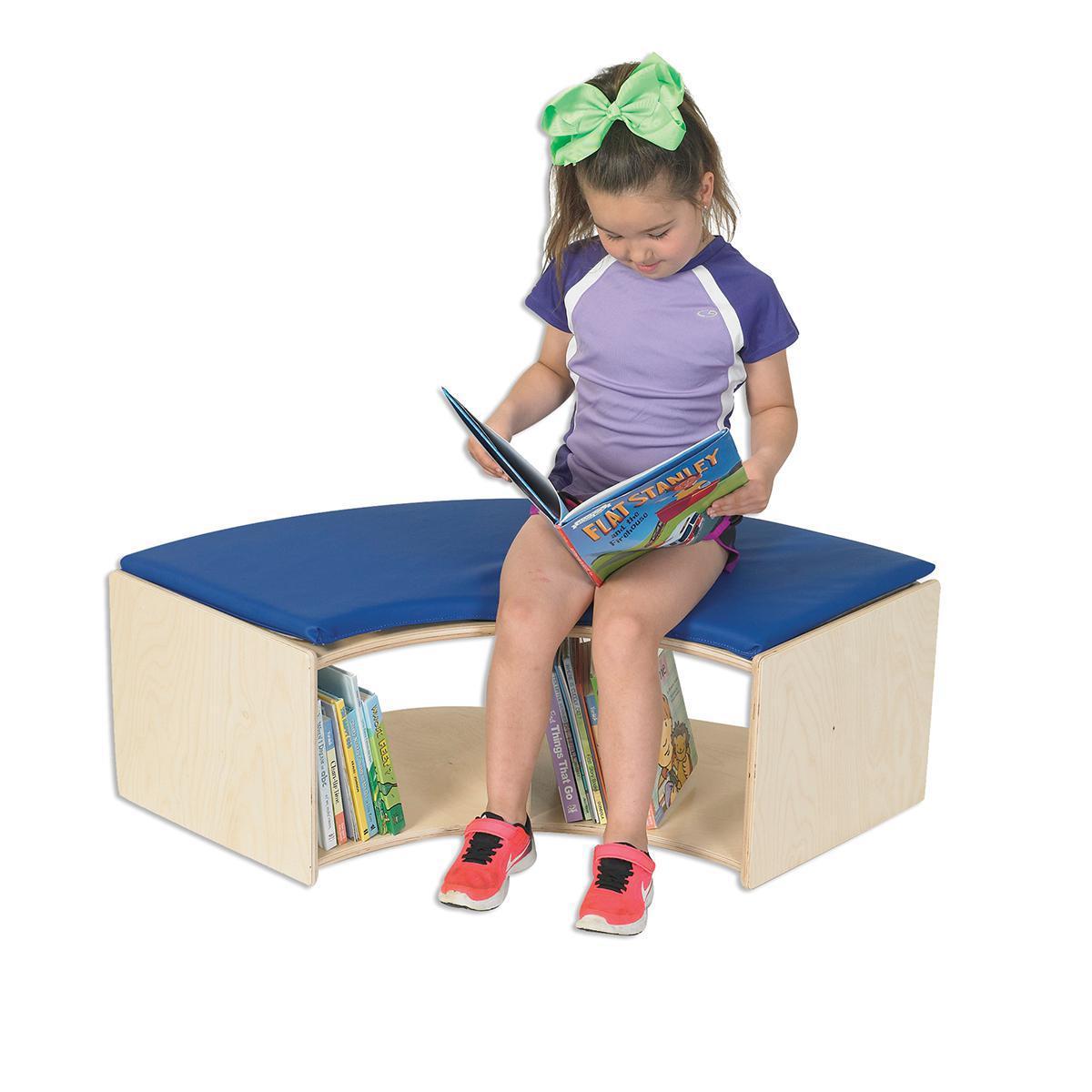 Book Bench 90°