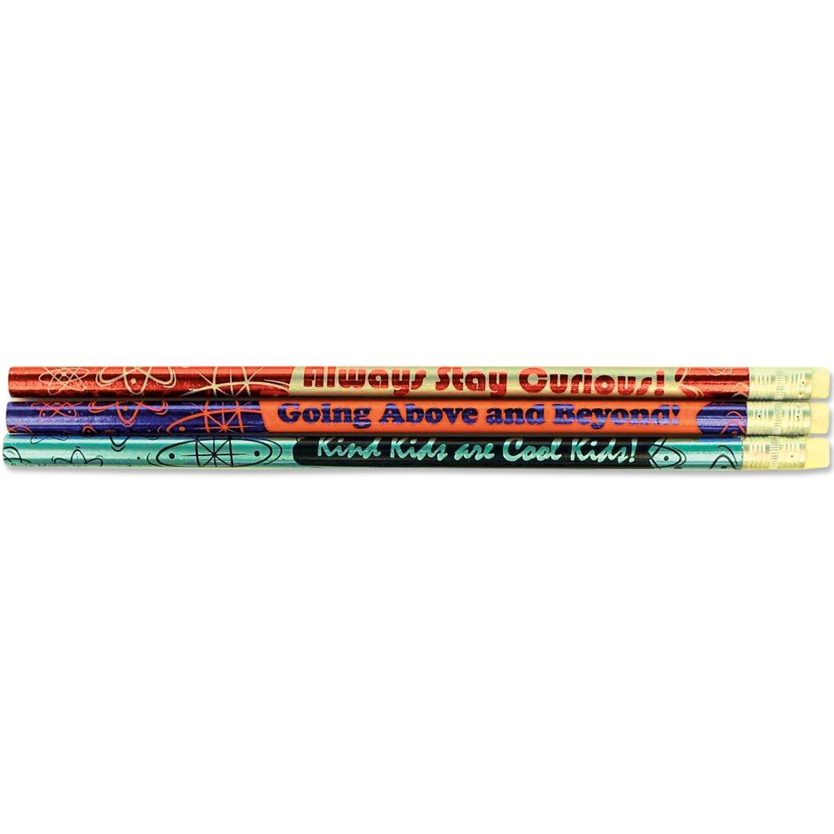 Inspire Assorted Pencils 24-Pack