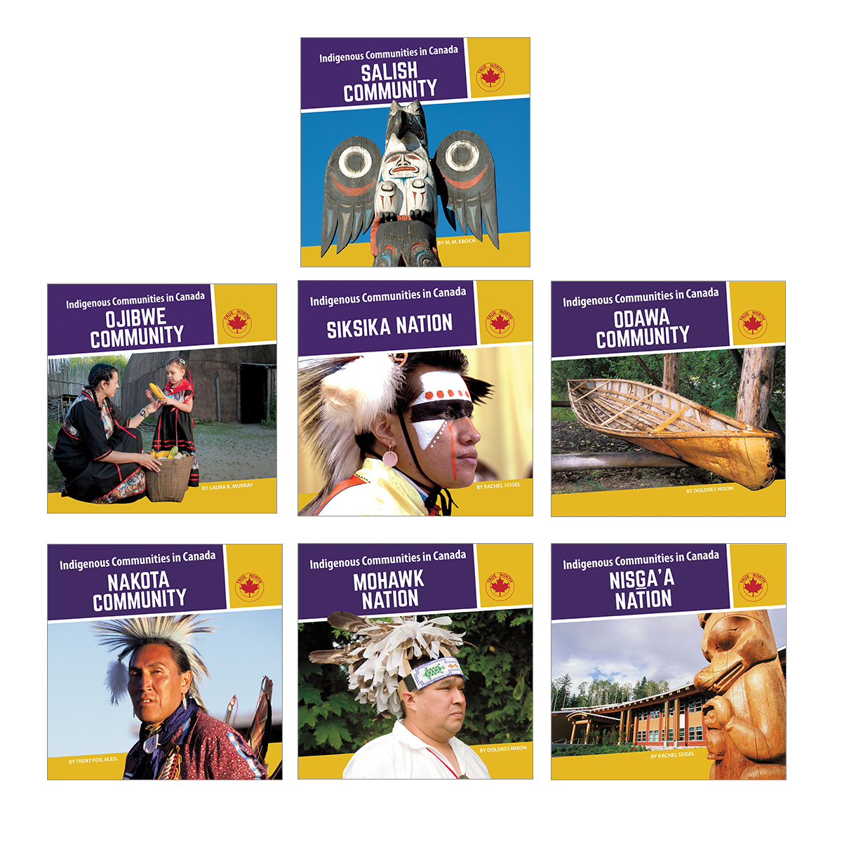Indigenous Communities in Canada II 7-Pack