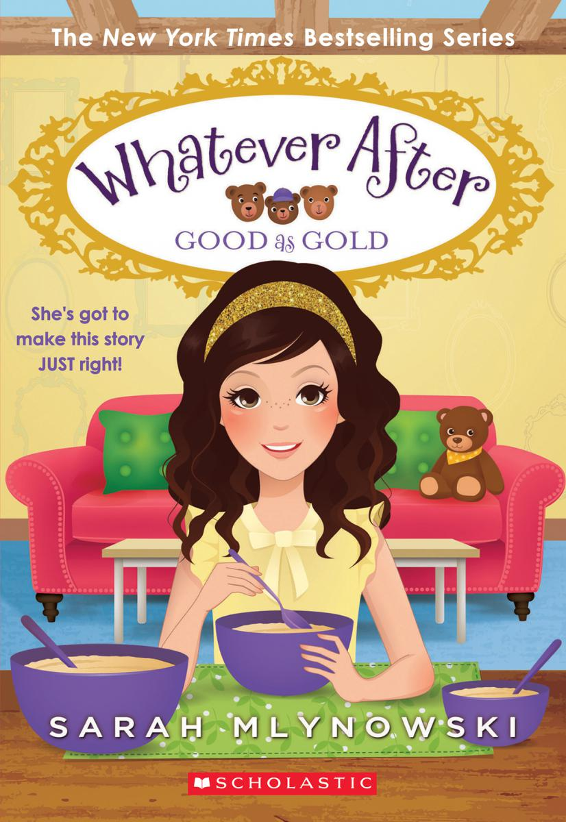 Whatever After #14: Good as Gold