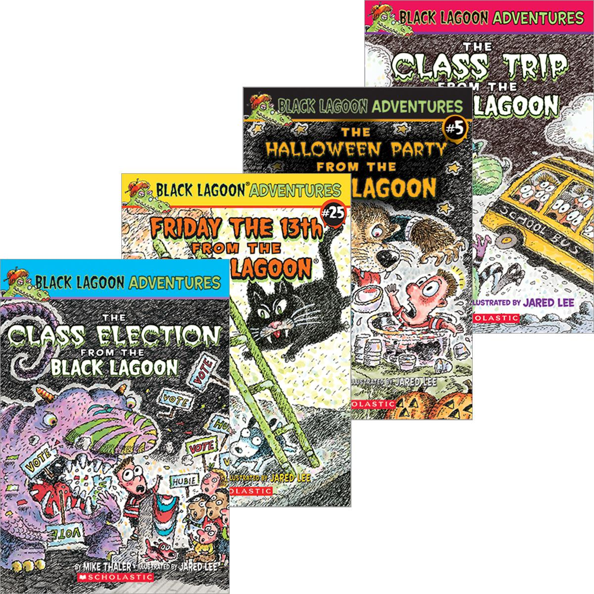 Black Lagoon October Value Pack