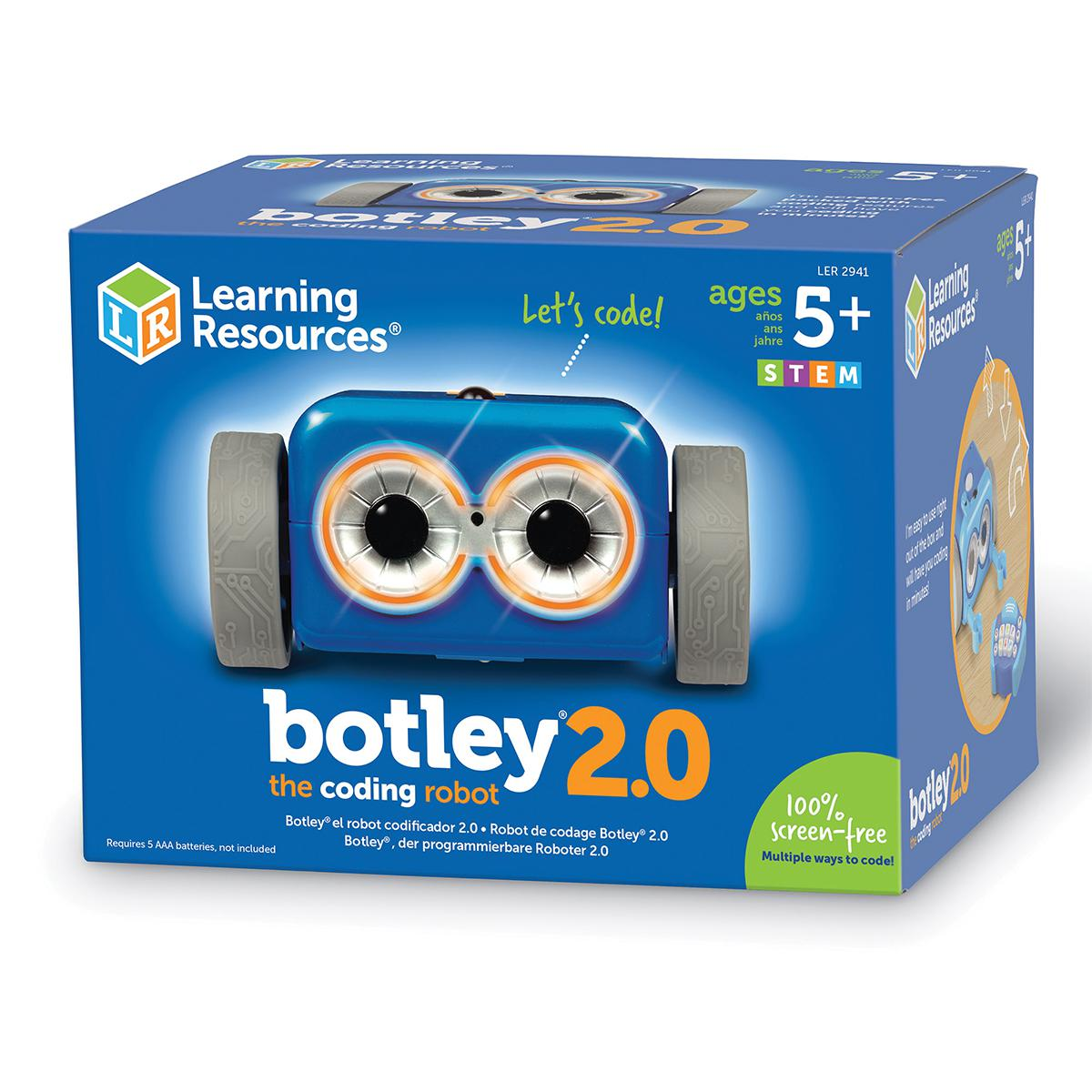 Botley® 2.0 The Coding Robot