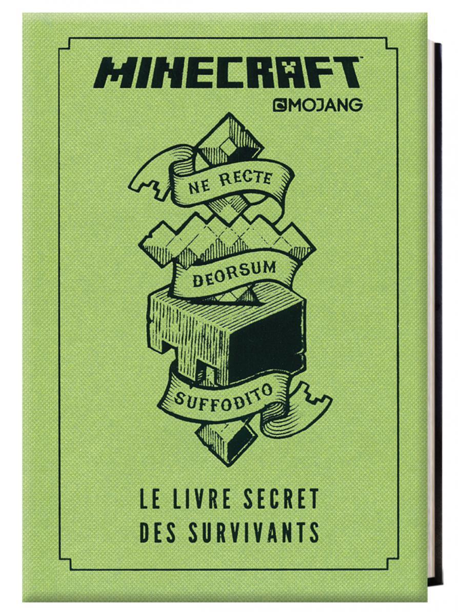 Minecraft : Le livre secret des Survivants