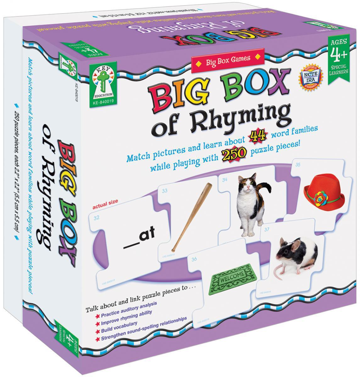 Big Box of Rhyming