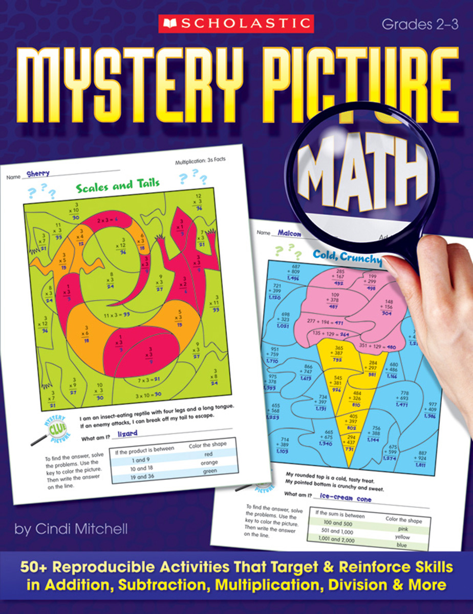 Mystery Picture Math