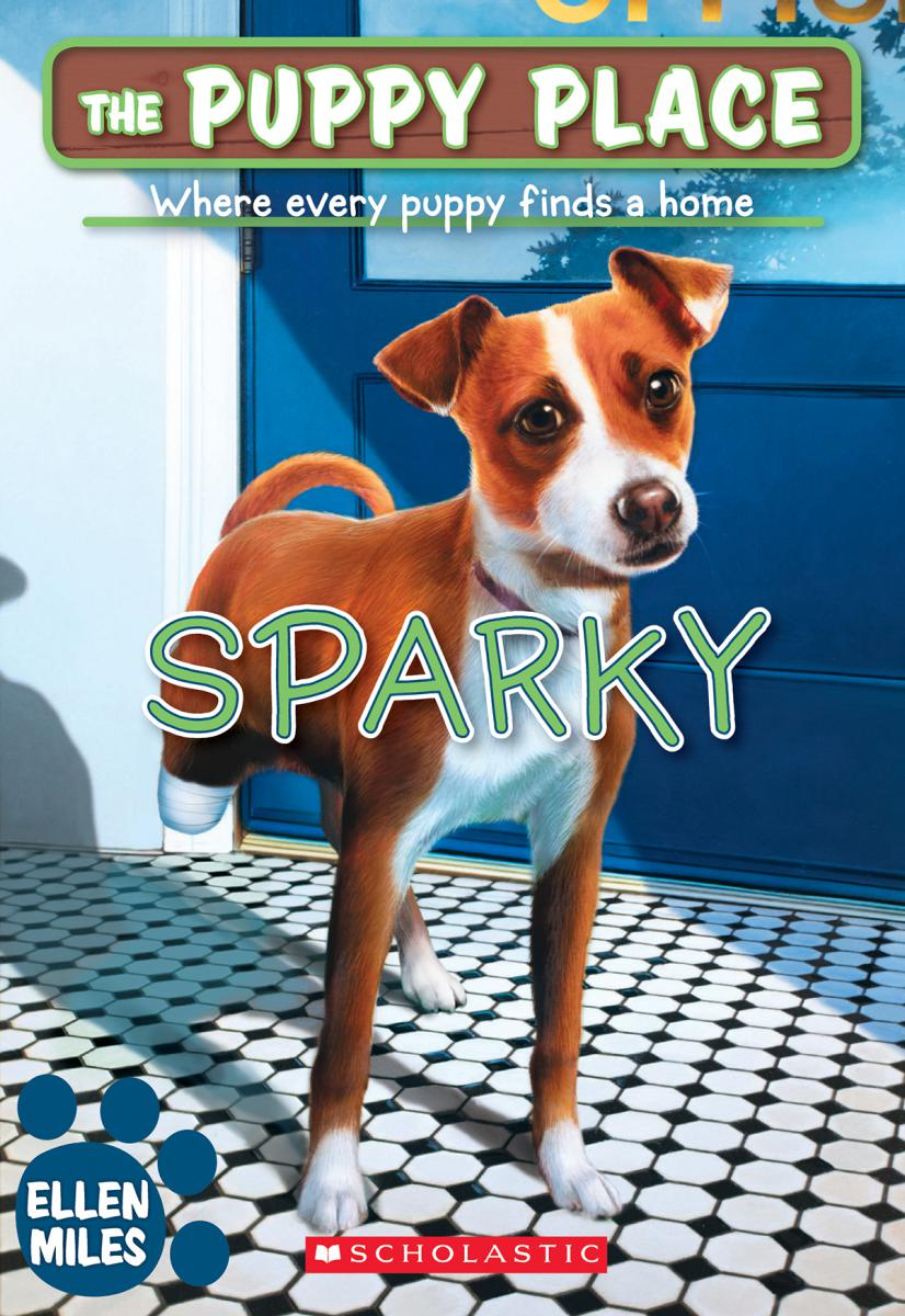 The Puppy Place #62: Sparky