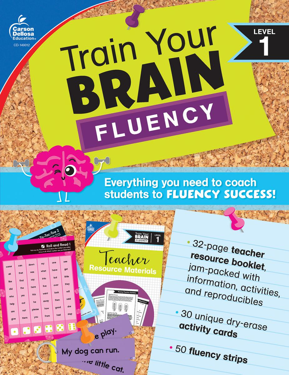 Train Your Brain Fluency Level 1