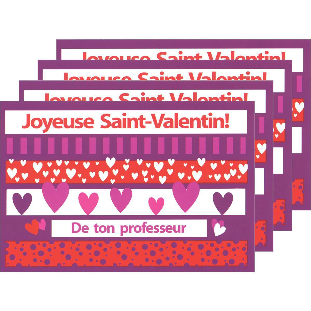 Cartes postales Joyeuse Saint-Valentin!