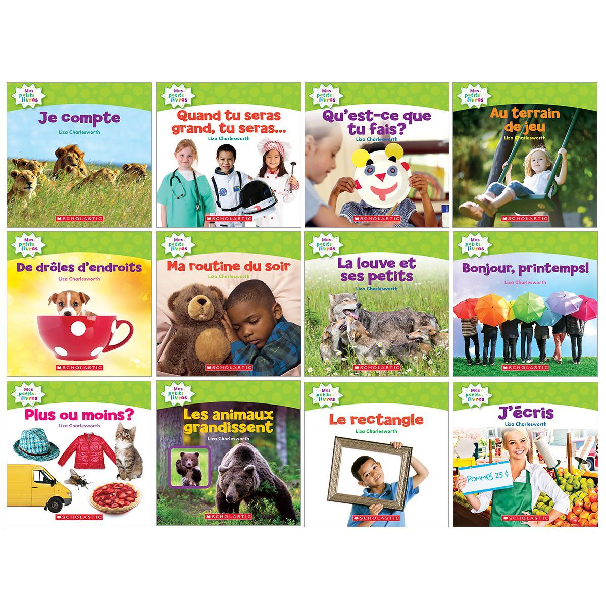 Mes petits livres - Série 5