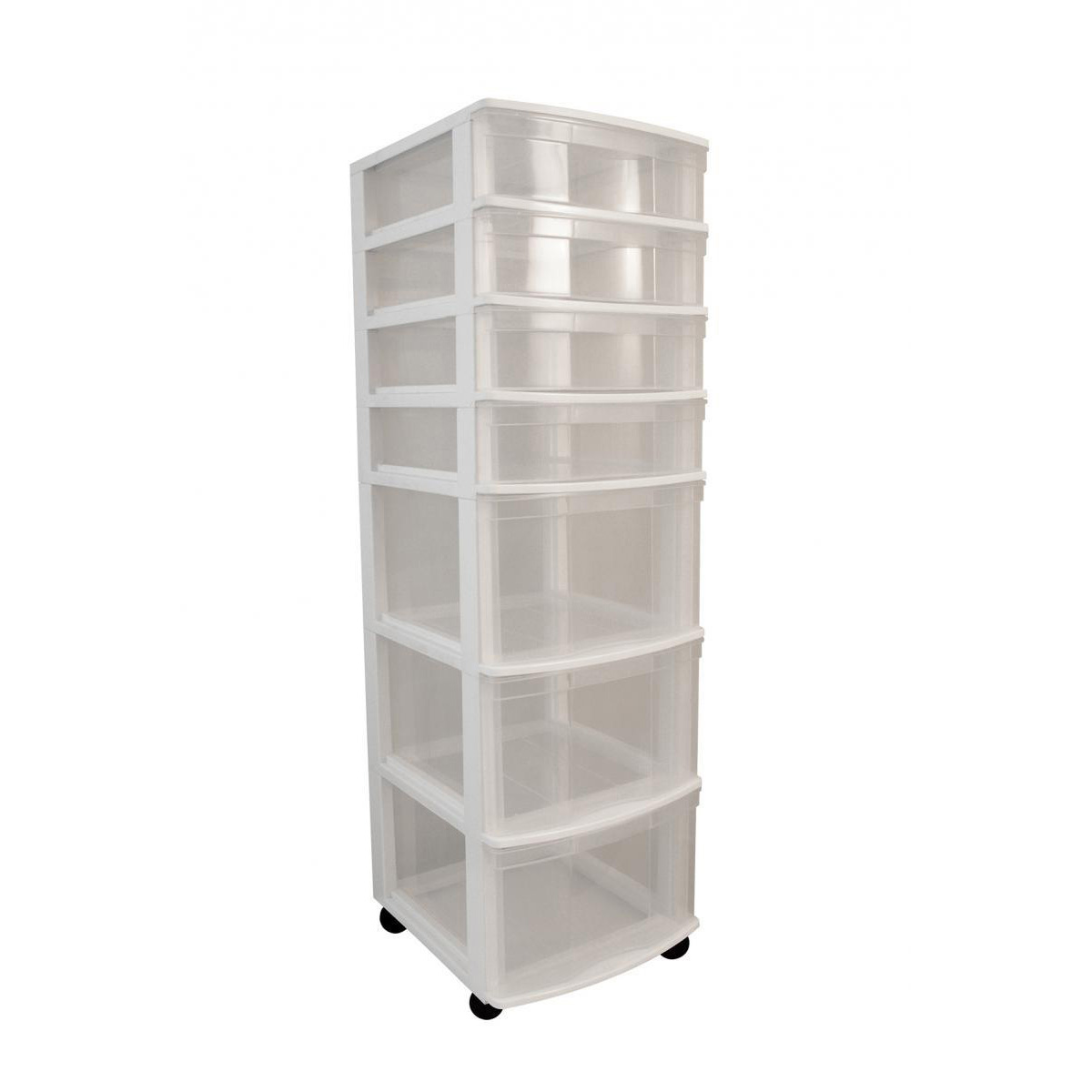 7-Drawer Plastic Organizer