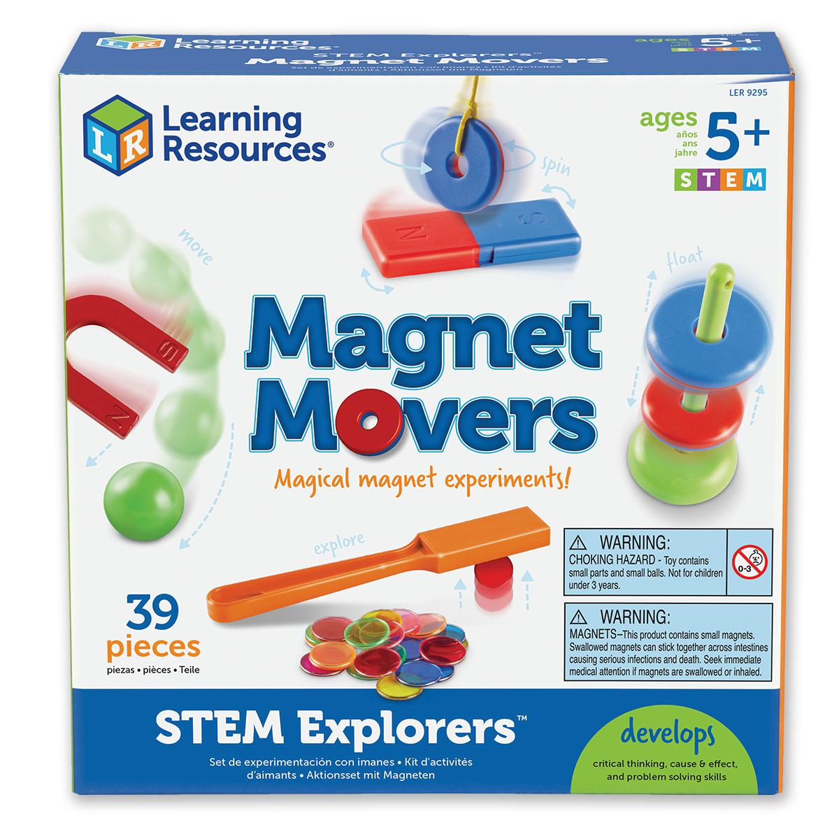 STEM Explorers: Magnet Movers