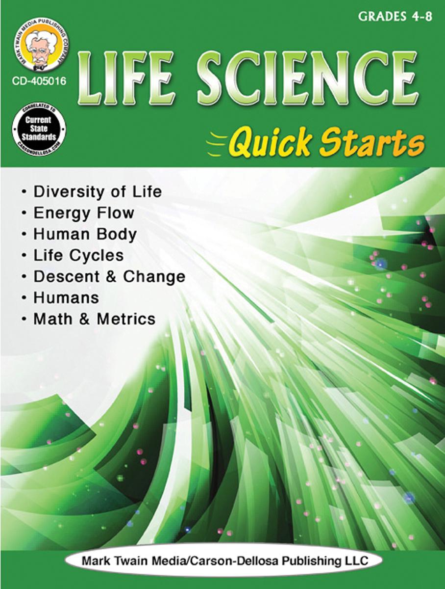 Science Quick Starts: Life Sciences