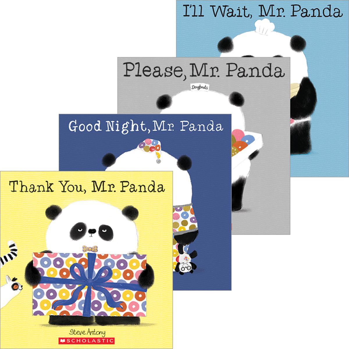Mr. Panda Value Pack