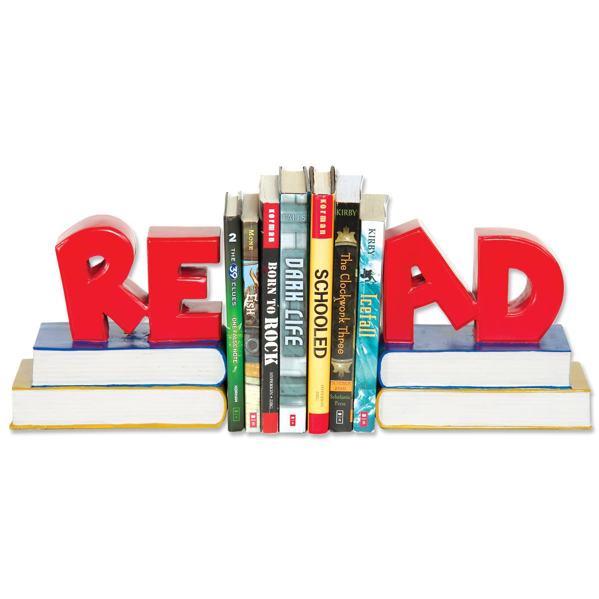 Serre-livres READ