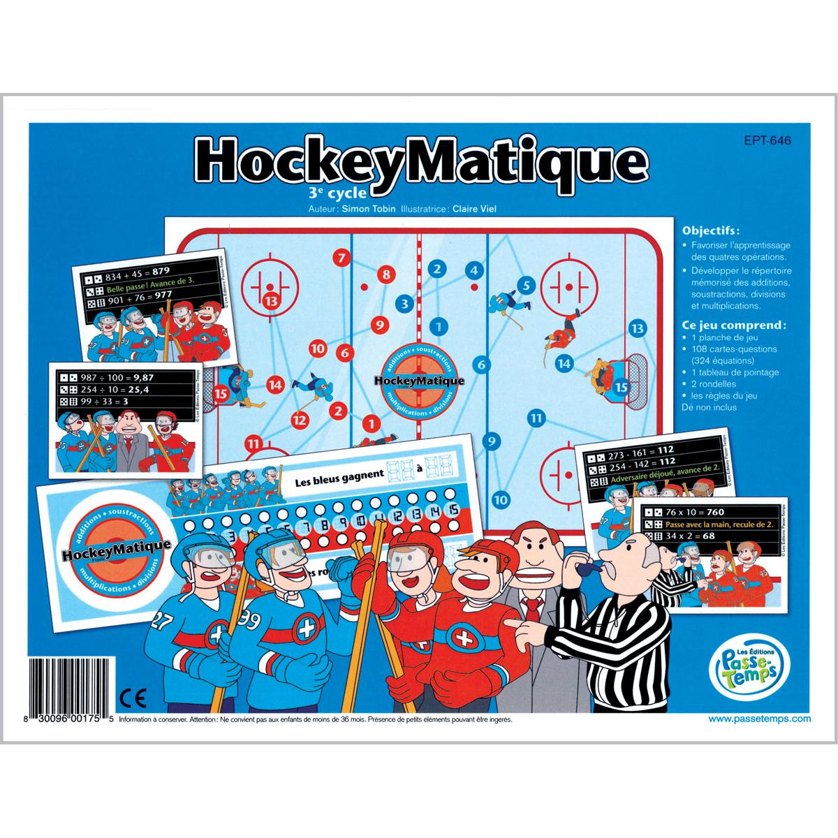 HockeyMatique