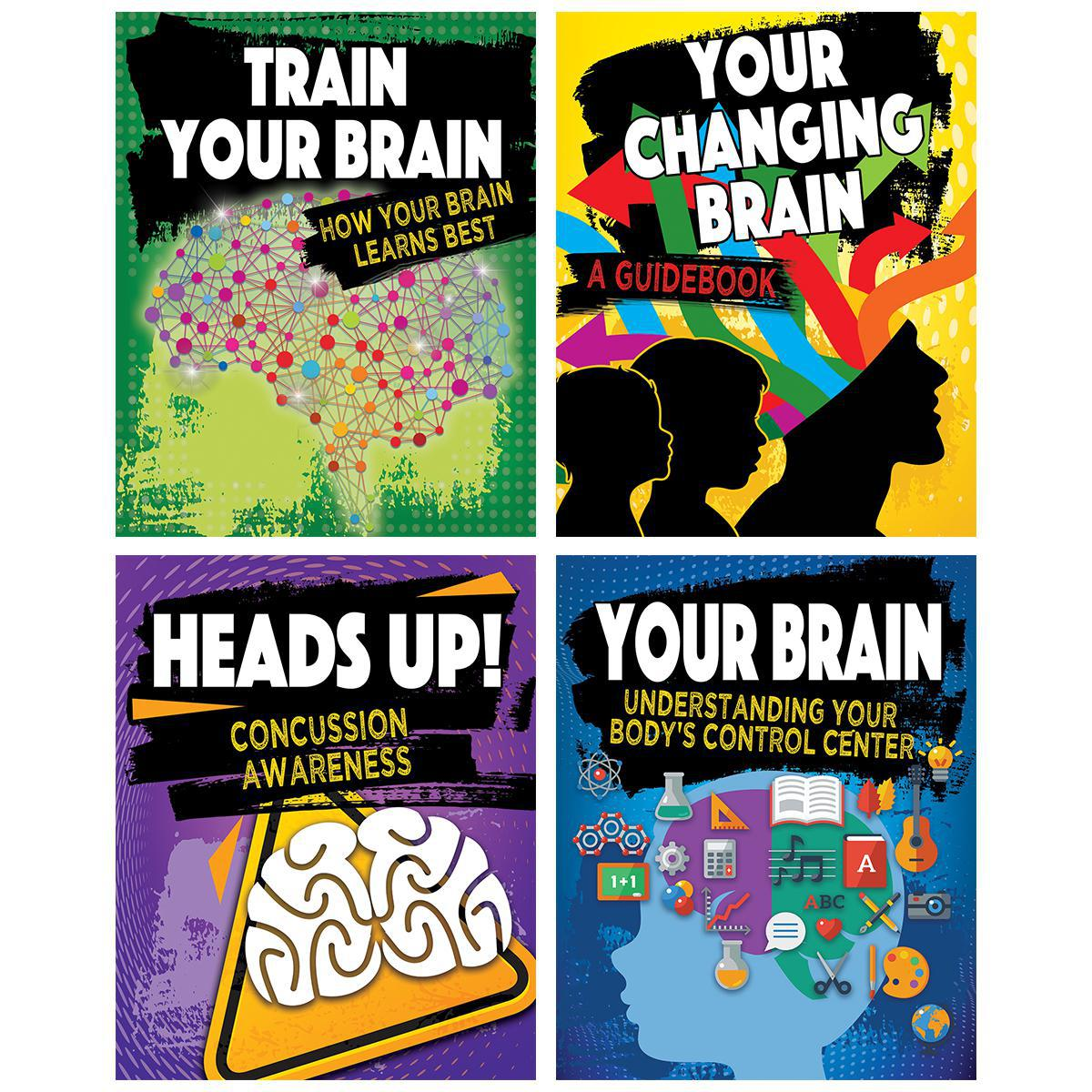 Exploring the Brain 4-Pack