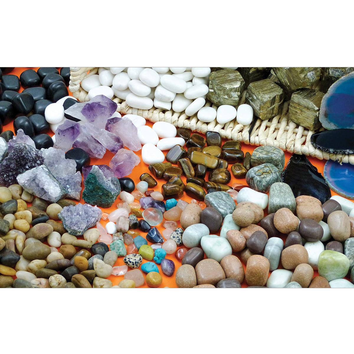 Natural Minerals & Stones Pack