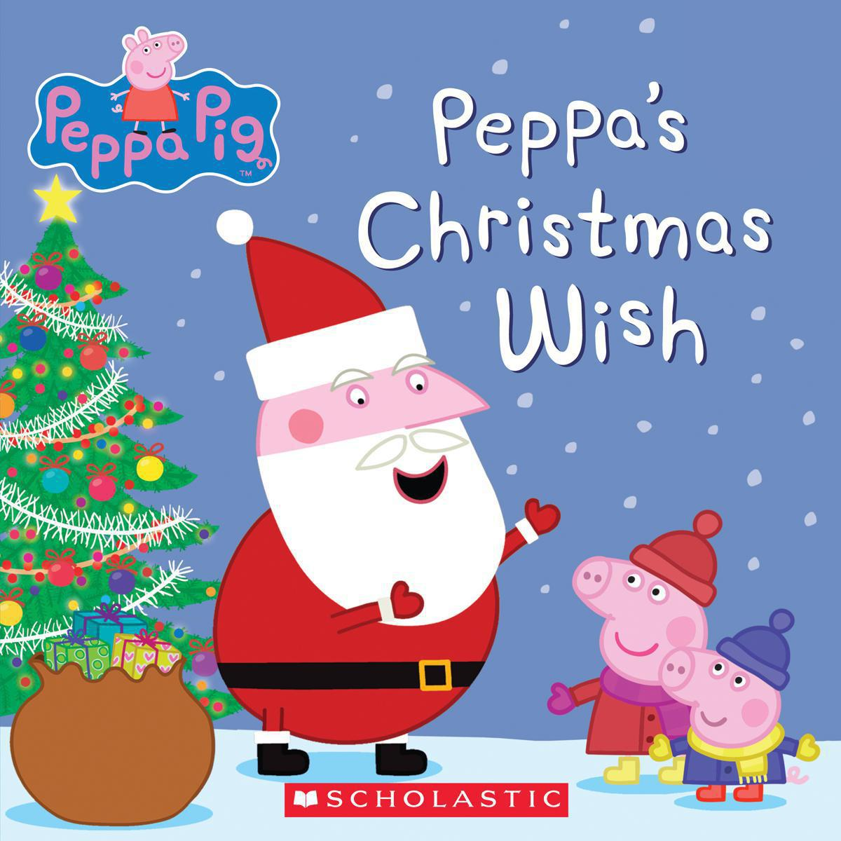 Peppa Pig™: Peppa's Christmas Wish