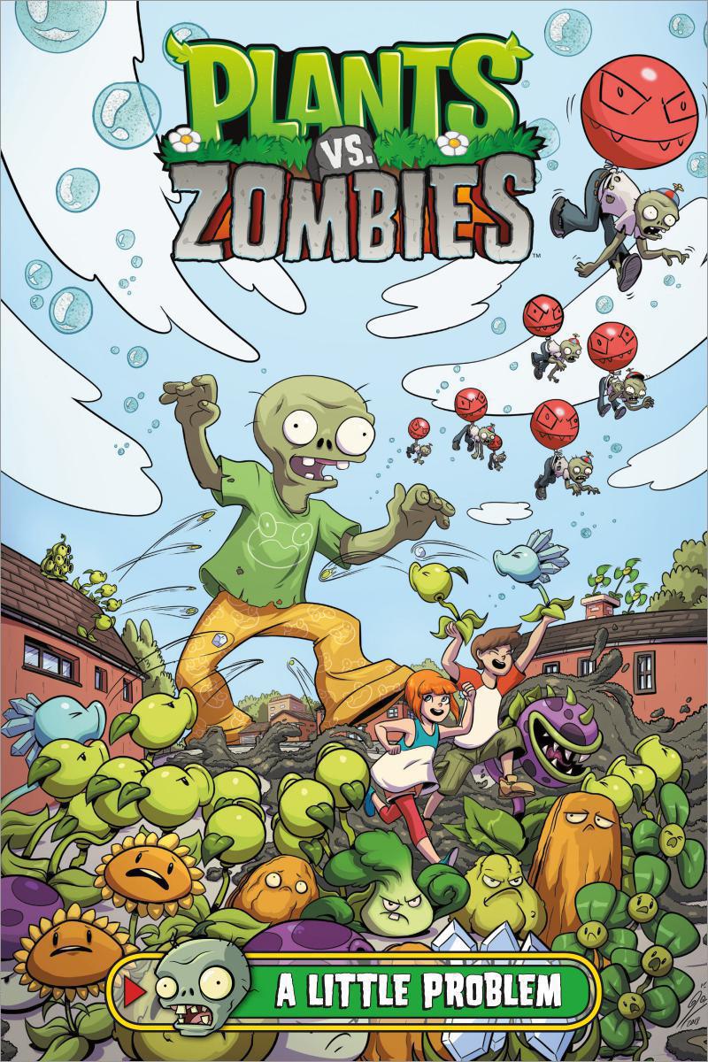 Plants vs. Zombies: A Little Problem