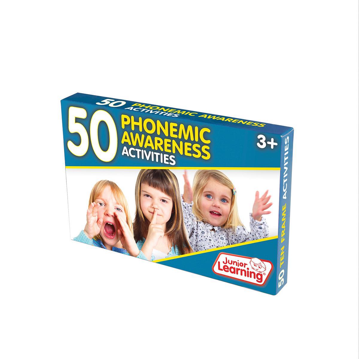 50 Phonemic Awareness Activities