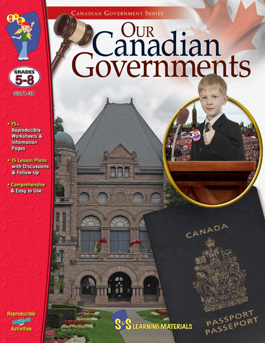 Our Canadian Governments