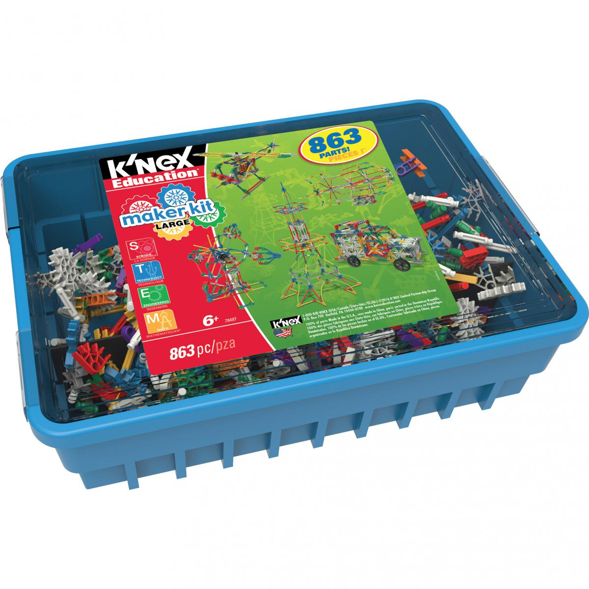 Ensemble de construction K'Nex®