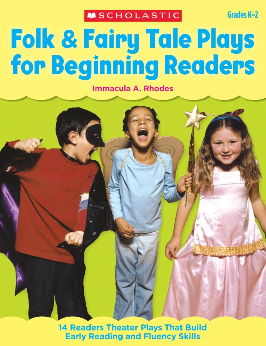 Folk & Fairy Tale Plays for Beginning Readers