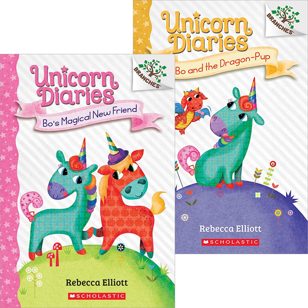 Unicorn Diaries #1-#2 Pack