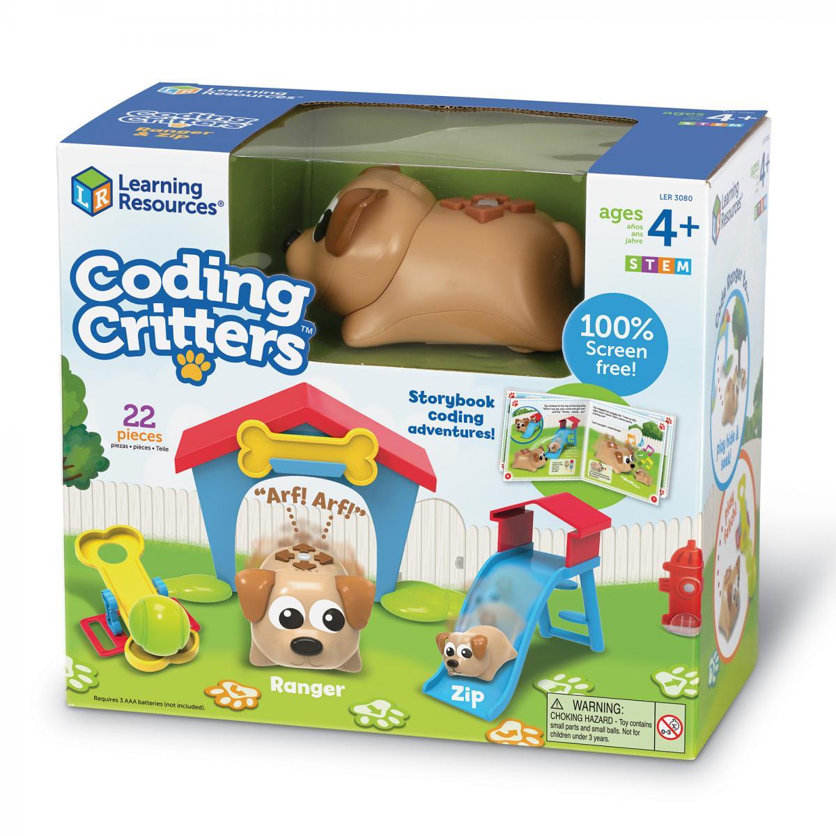 Coding Critters: Ranger & Zip