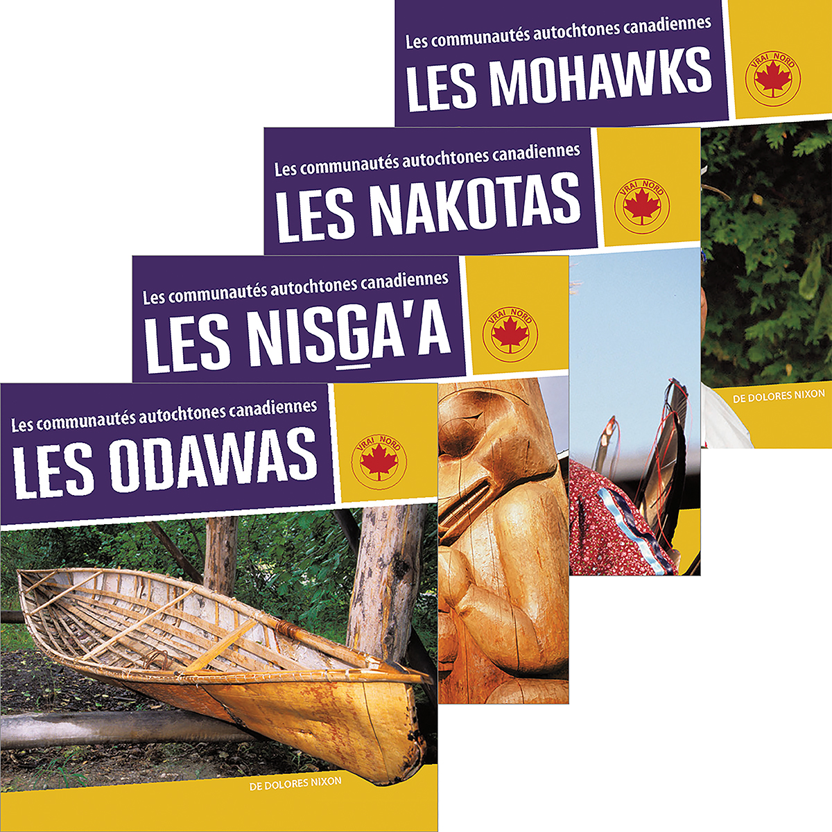 Indigenous Communities in Canada 6-Pack (French)  2