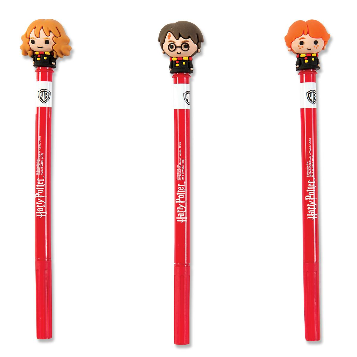 Harry Potter Pens 3-Pack