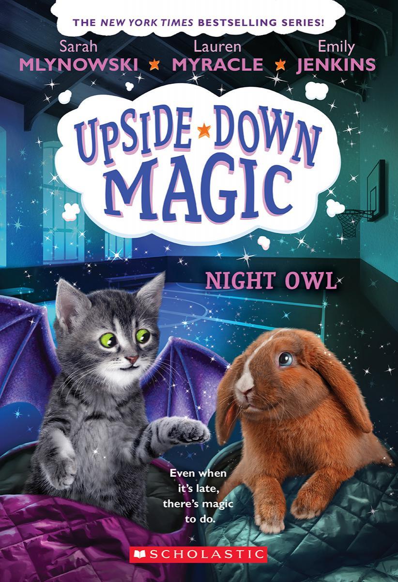 Upside-Down Magic #8: Night Owl