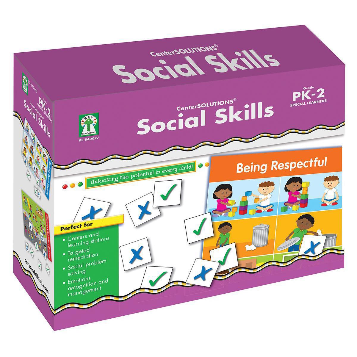Center Solutions Social Skills